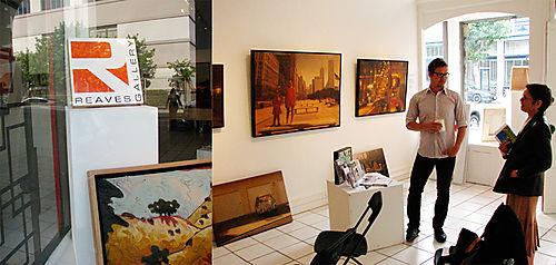David Imlay Reaves Gallery