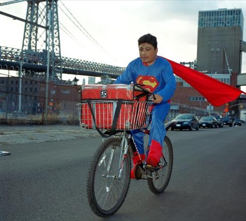 Superman by Dulce Pinzon