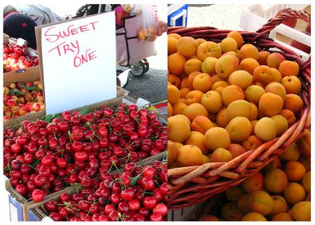 Apricots_cherries