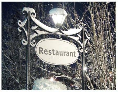 Icehotelrestaurant