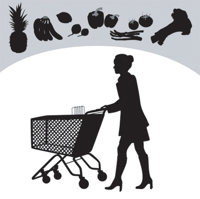 Shopping_cart_woman_2